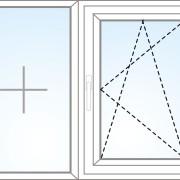 Fenster fix im Rahmen + kipp/dreh