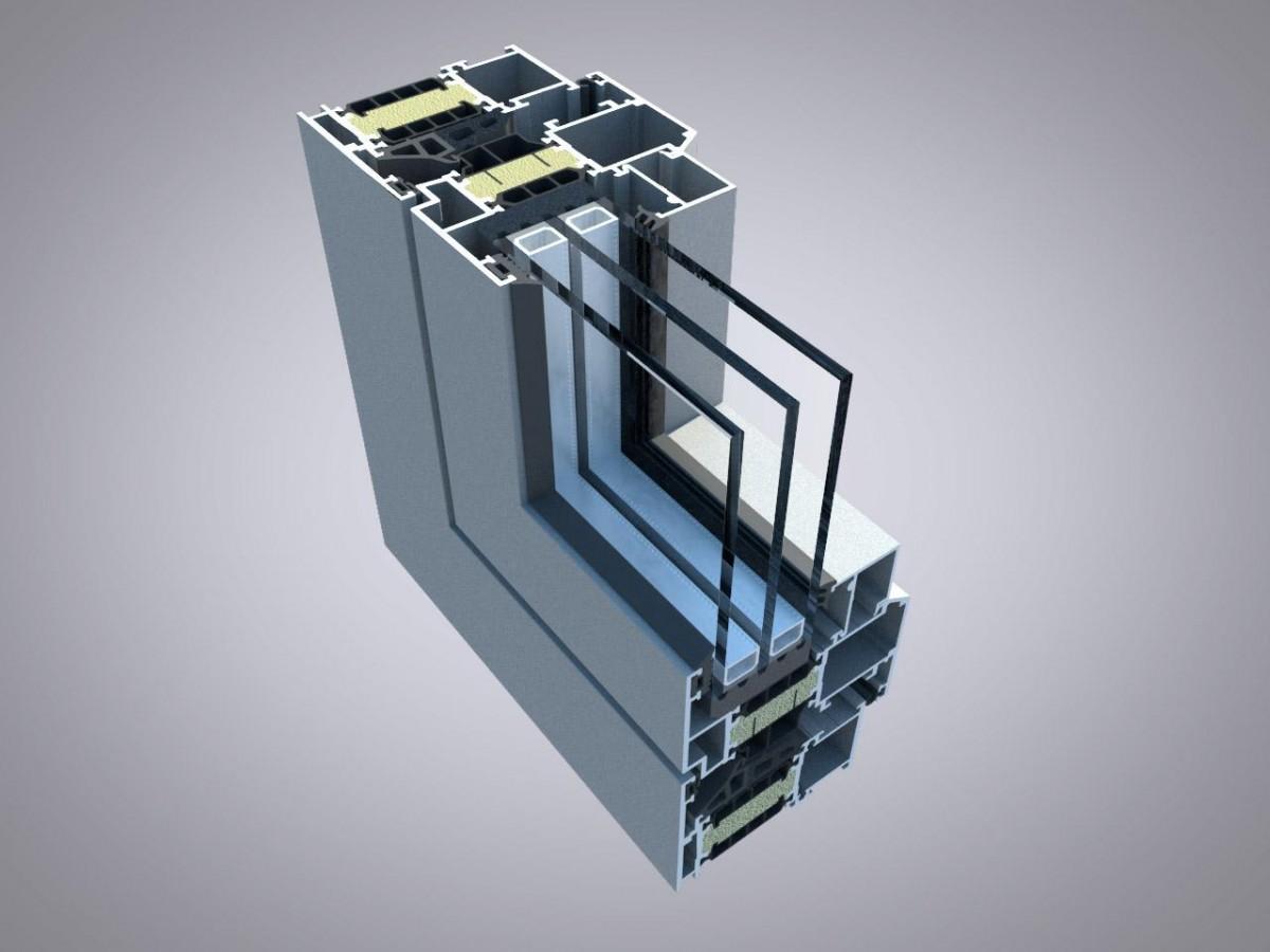 Fenster Serie 76i
